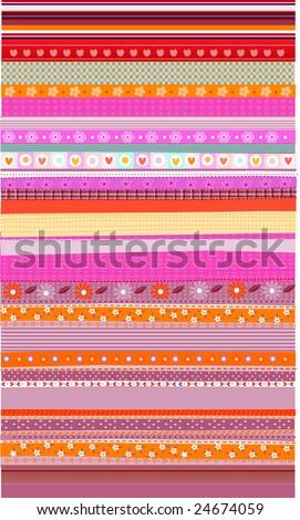 stripe pattern vector wallpaper