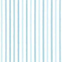 Stripe seamless pattern, blue baby watercolor striped background, childish pastel brush strokes. vector grunge stripes, marine paintbrush line backdrop