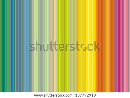 Striped multicolor background
