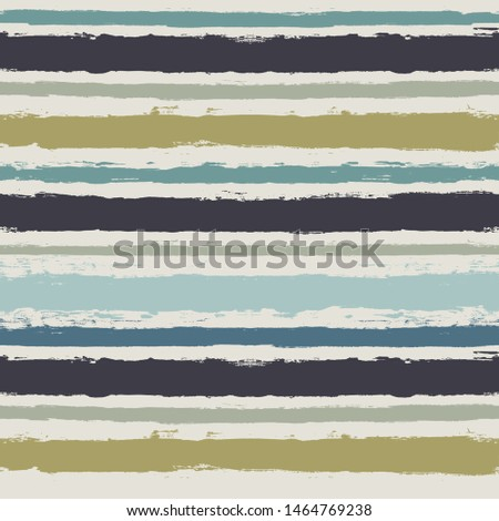 striped pattern, Hand drawn autumn seamless vector background, paint stripe for wrapping, wallpaper, textile. vintage graphic ink brush strokes. grunge stripes, trendy paintbrush line fall backdrop