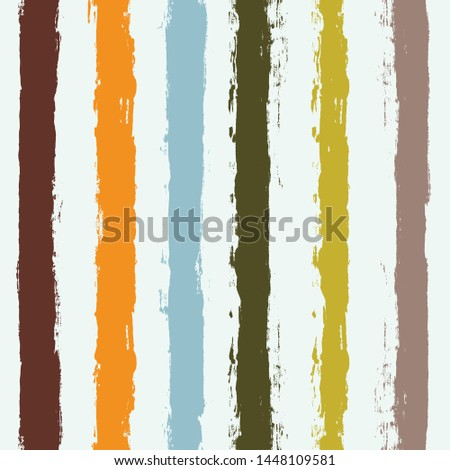 striped pattern, Hand drawn seamless vector background, paint stripe for wrapping, wallpaper, textile. vintage graphic ink brush strokes. grunge stripes, trendy paintbrush line backdrop