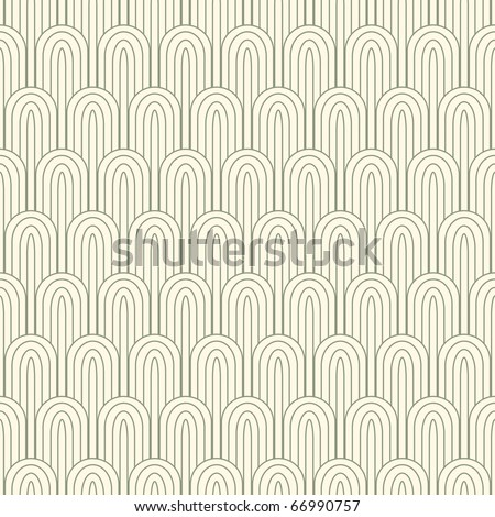 striped pattern in art nuvo style