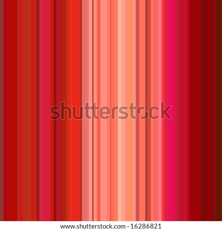 stripes pattern with various tones of red