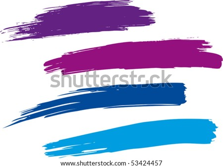 paint brush strokes download free vector art stock graphics images rh vecteezy com brush stroke vector art brush stroke vector free download