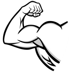 Strong Arm Illustration