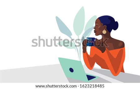 strong black woman boss woman