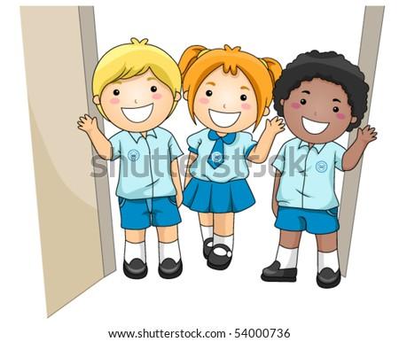 Students - Vector
