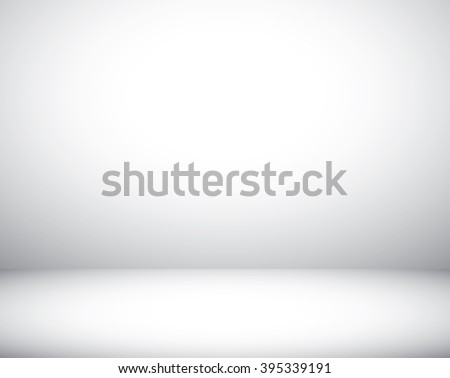studio room white background
