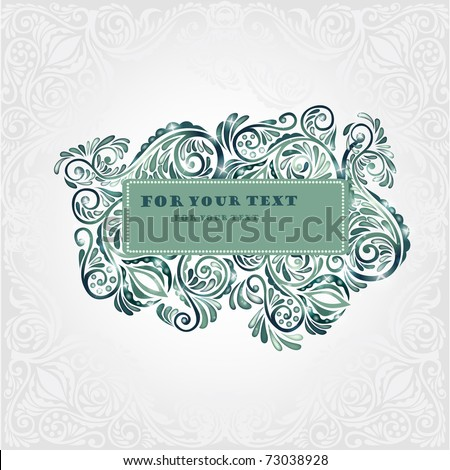 banner background green. anner background green