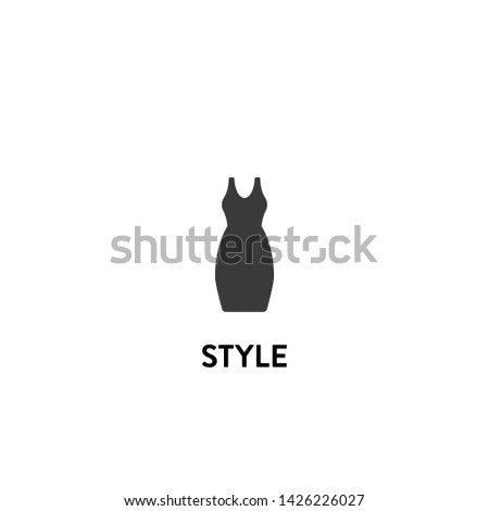 style icon vector. style vector graphic illustration