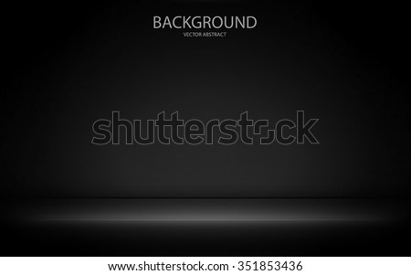 stylish black background with