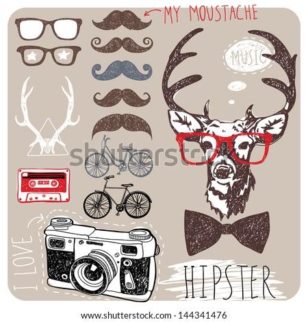 stylish objects