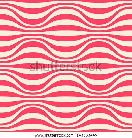 Stylish Stripes Seamless Pattern