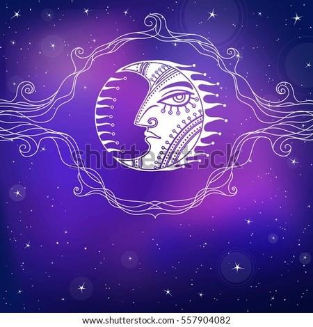 stylized decorative image of...