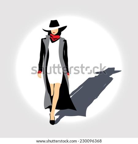 stylized illustration of