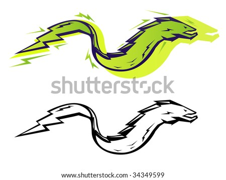 Clipart Electricity Free Electric Eel Cartoon Clipart