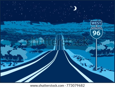 stylized vector illustration of