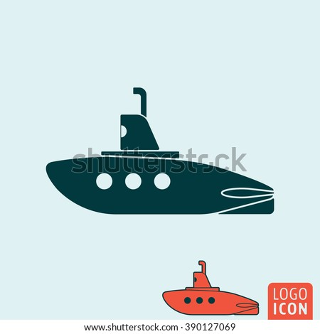 submarine icon submarine