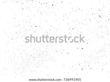 Subtle black grunge texture on white background