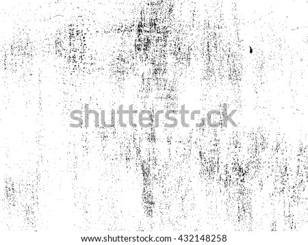 Subtle grain vector texture overlay. Abstract black and white gritty grunge background