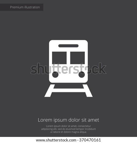 subway Icon Vector