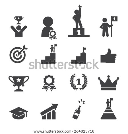 success icon set