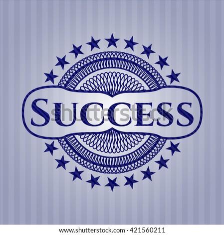 Success jean background