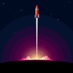 Successful Rocket launch into space