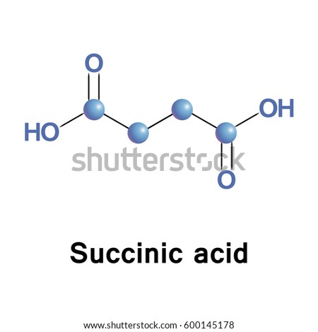Molecular formula of succinic acid coursework