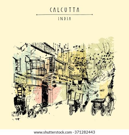 sudder street in calcutta  west