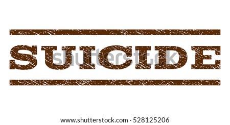 suicide watermark stamp text