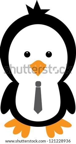Suit penguin