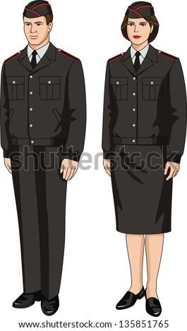 suit special uniform for men