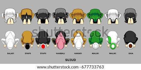 stock-vector-sujud-in-salah-prayer-67773