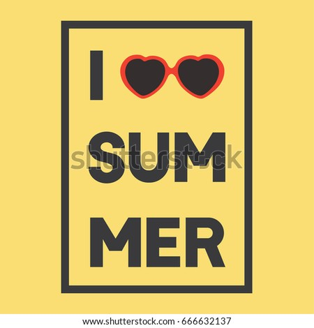 Summer backgrounds collection. Vector illustration design.