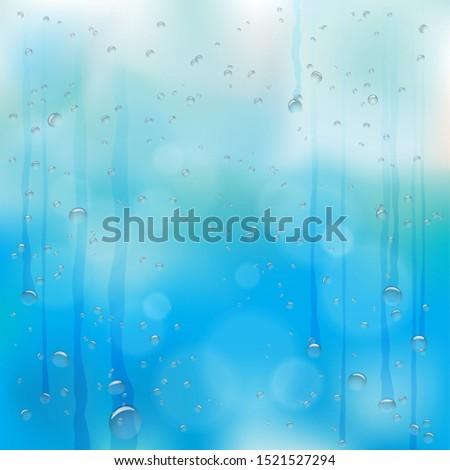summer bubbles drops template