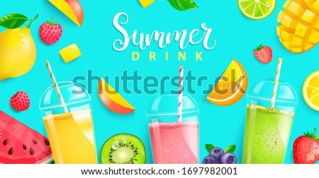 summer drinks 2020hot season