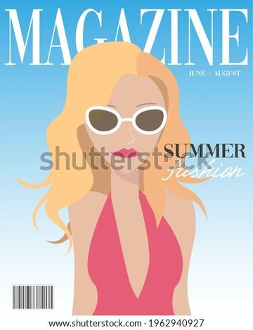 summer fashion beauty magazine