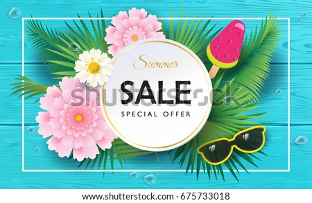 summer final sale special offer