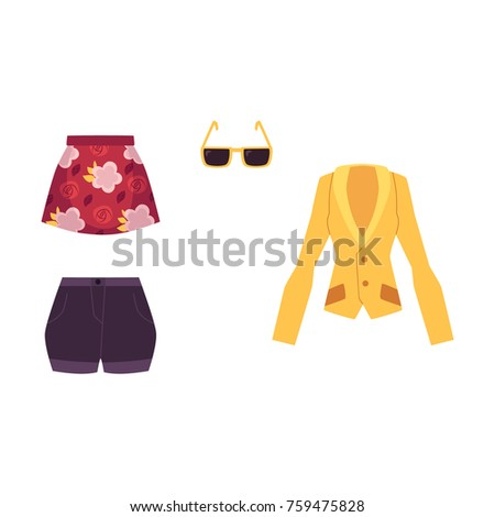 summer outfit   jacket  mini