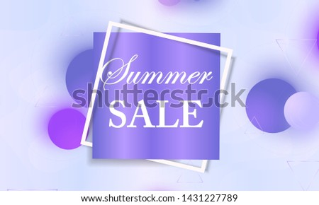 Beautiful Abstract black friday sale poster banner design
