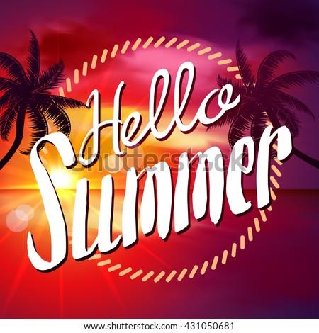 summer summer summer card