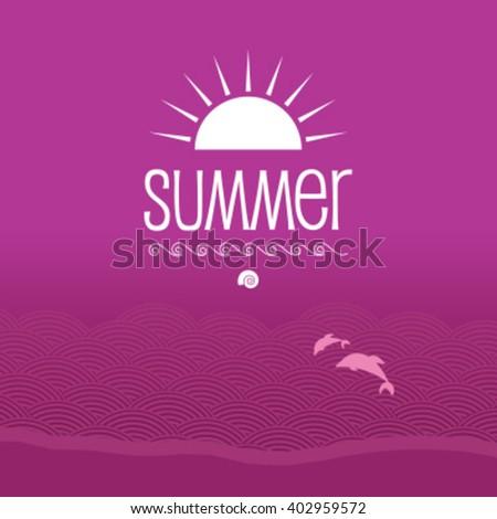 summer summer wallpaper  wave