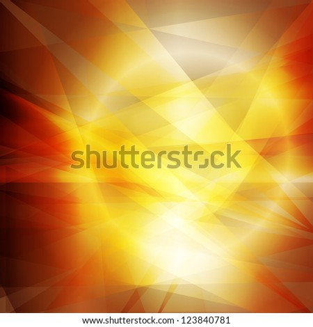 Summer sun hot vector abstract background