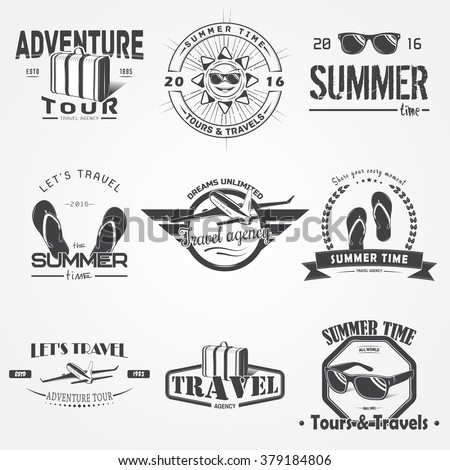 summer time set tourist agency