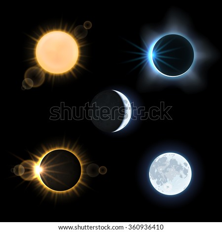 sun and moon and suns and moons