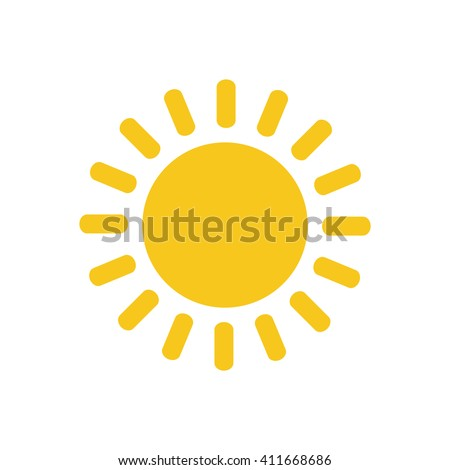 sun icon  sun icon eps10  sun