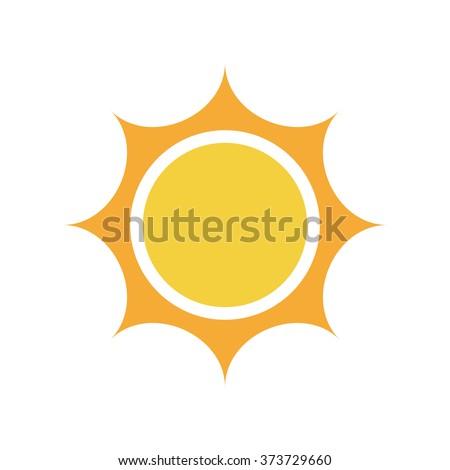 sun icon  sun icon vector  sun