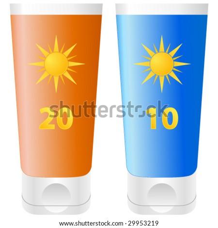 sun lotion, suncream, sunscreen, sun protection