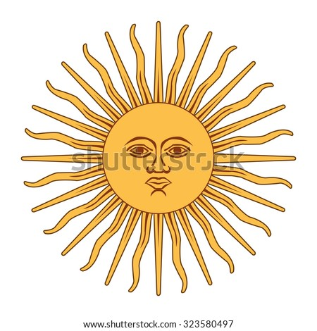 sun of may argentina